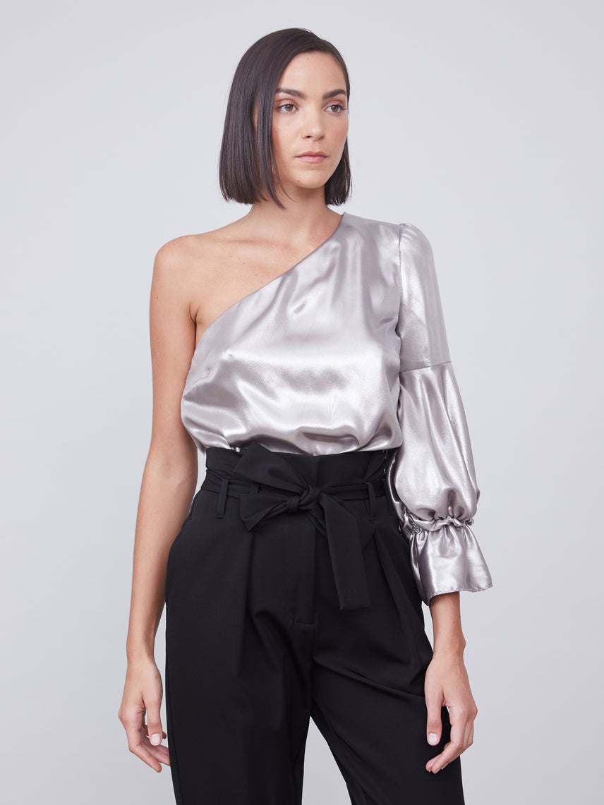 Peggy One Shoulder Blouse