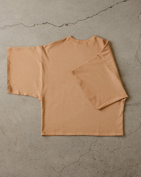 Short Sleeve Backwards Tee
