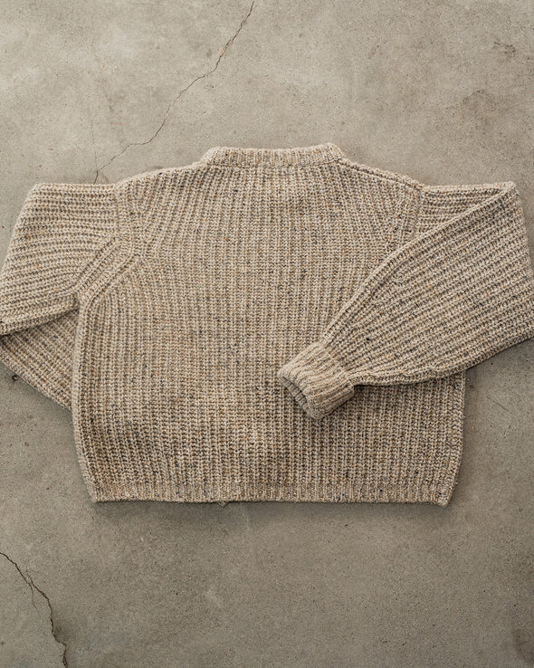 Chunky Lowe Pullover - Sample Sale