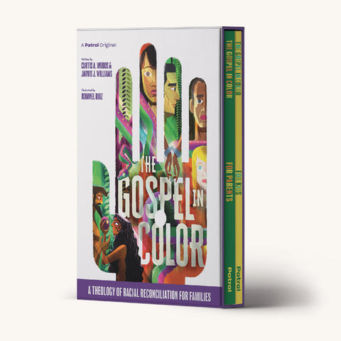 The Gospel in Color – Set (Limited Edition)