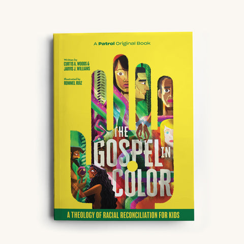 The Gospel in Color – For Kids