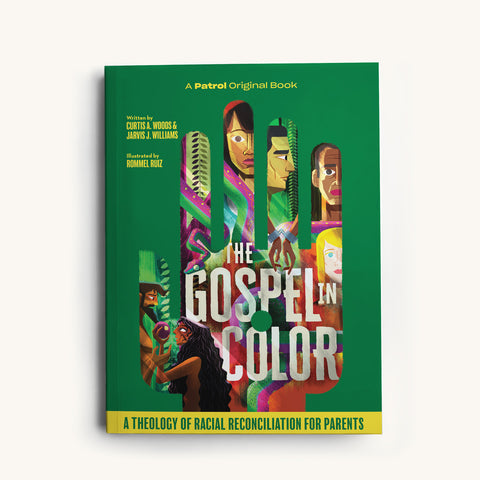 The Gospel in Color – For Parents