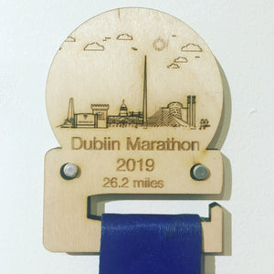 Medal Holder - Marathon Dublin Skyline