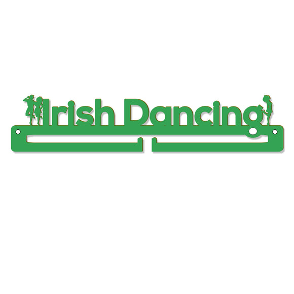 Medal Holder - Irish Dancing