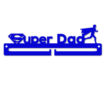 Medal Holder - Super Dad