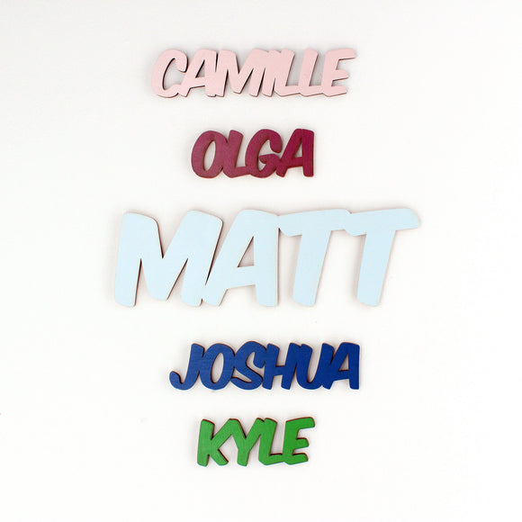 Kids Name Sign