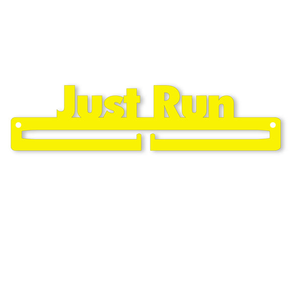Medal Holder - Just Run
