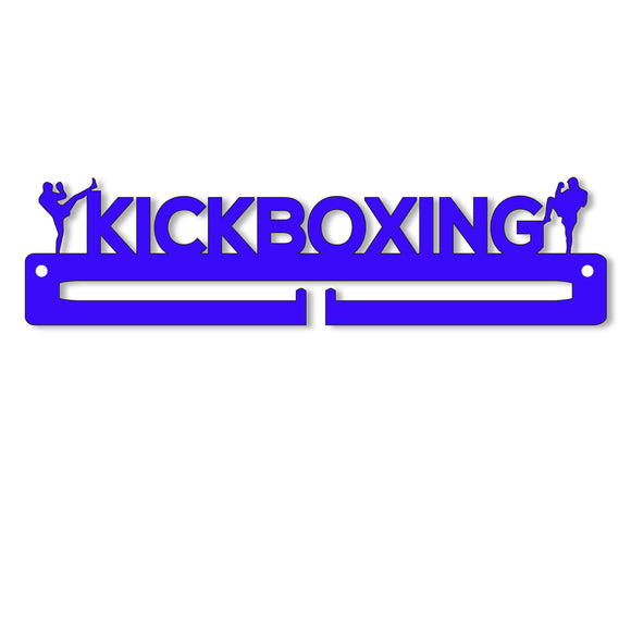 Medal Holder - Kickboxing