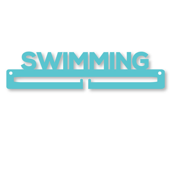 Medal Holder - Swimming
