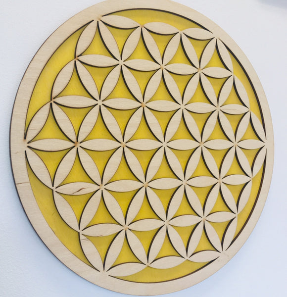 Flower of Life Mandala