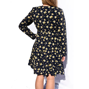 Floral Swing Dress - Newport Edge