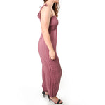 Trapezed Leg Cami Jumpsuit - Newport Edge