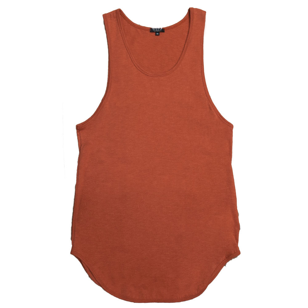 Load image into Gallery viewer, LONGLINE SCALLOP TANK- RUST