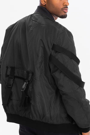 Load image into Gallery viewer, TACTICAL BOMBER JACKET