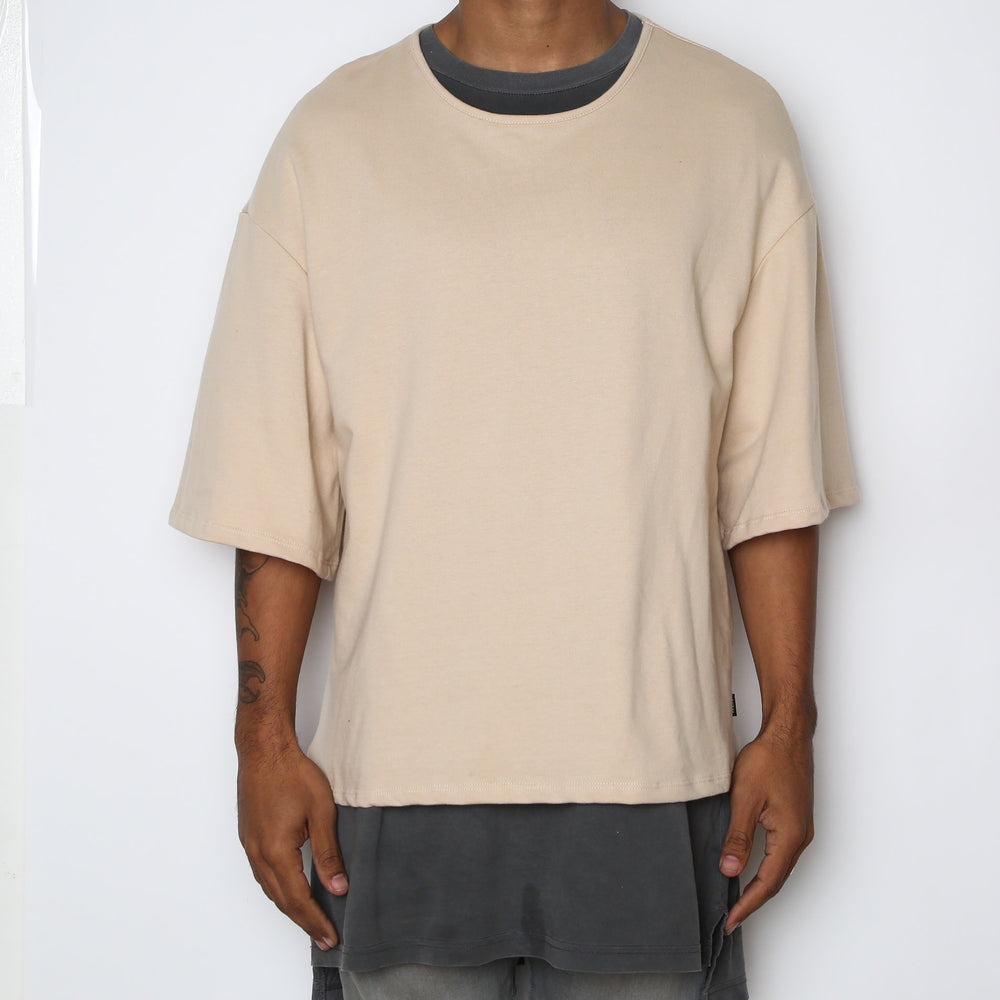 Load image into Gallery viewer, Sand Slouch tee