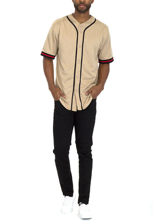 Load image into Gallery viewer, TAPED BASEBALL JERSEY