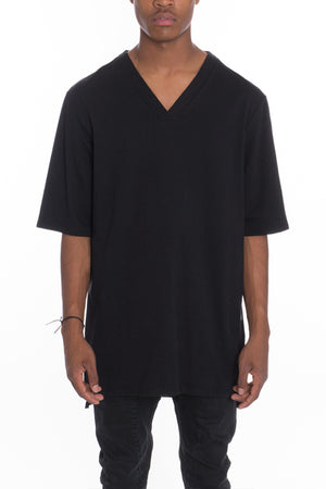 Load image into Gallery viewer, V NECK TEE