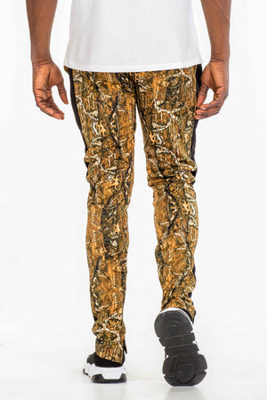 Load image into Gallery viewer, HUNTER CAMO TRACK PANTS