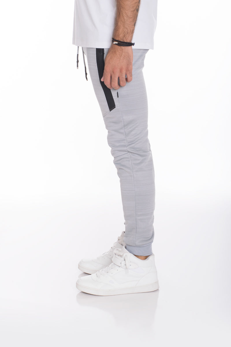 ESSENTIAL MARBLE JOGGER- GREY