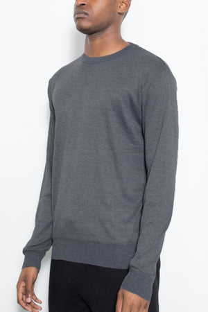 Load image into Gallery viewer, ROUND NECK KNIT SWEATER