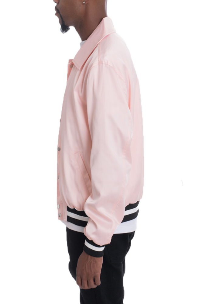 Load image into Gallery viewer, LUXE SATIN BOMBER