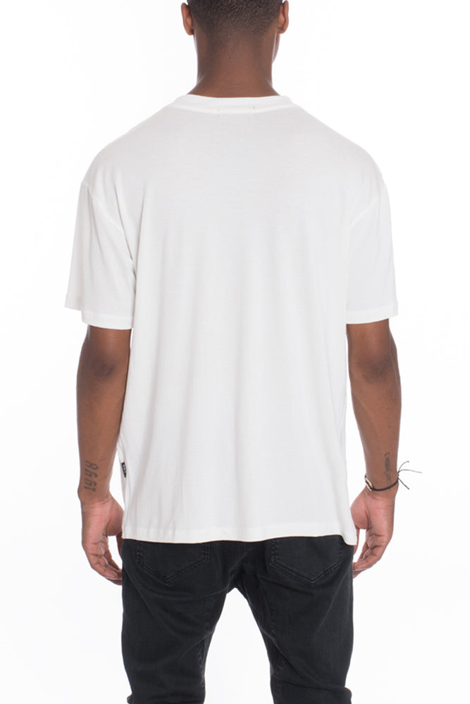 Load image into Gallery viewer, PQ TEE- WHITE