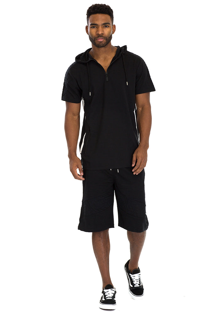 CAGE SHORT ATHLETIC SET