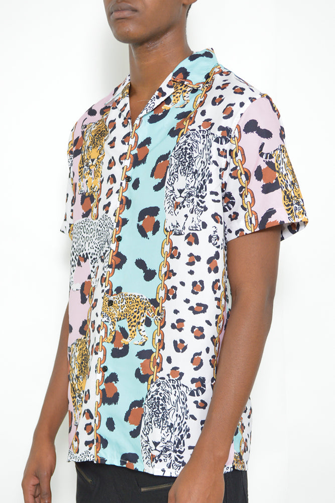Load image into Gallery viewer, CHAMBLES SHORT SLEEVE SHIRT