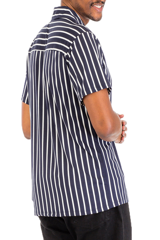 Load image into Gallery viewer, PIN STRIPE SHIRT