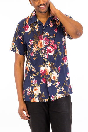 Load image into Gallery viewer, POLY SHIRT- NAVY