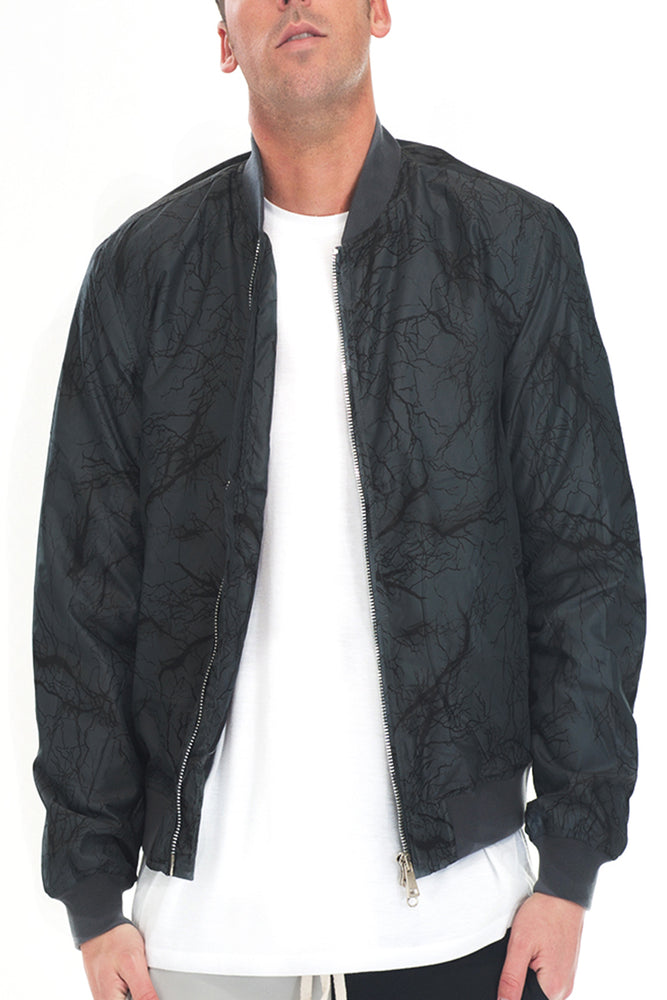Load image into Gallery viewer, BOLT BOMBER JACKET