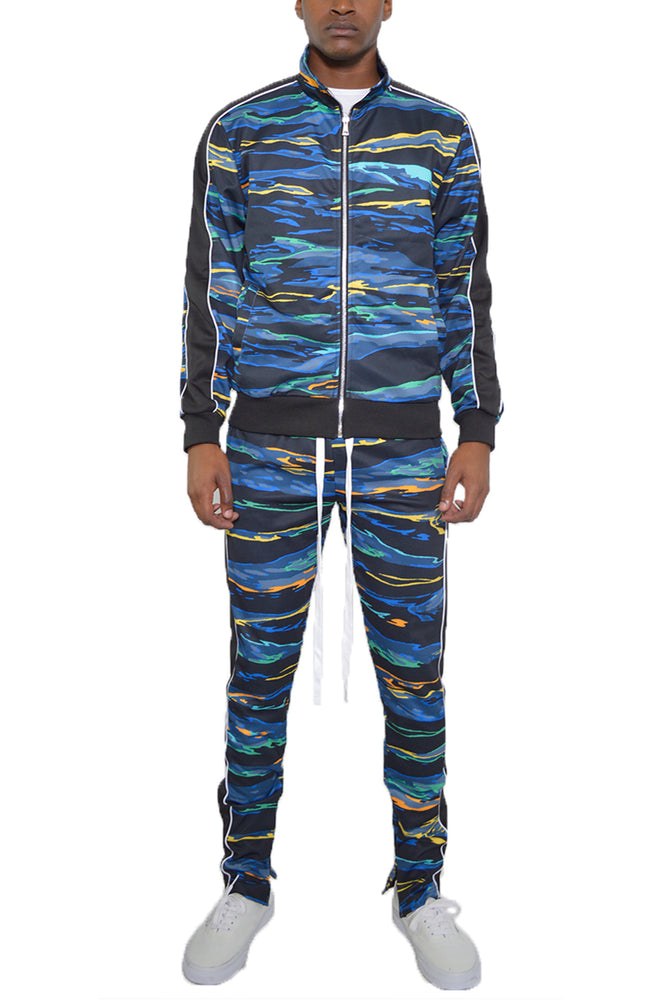 Load image into Gallery viewer, FULL PRINT TRACK SUIT
