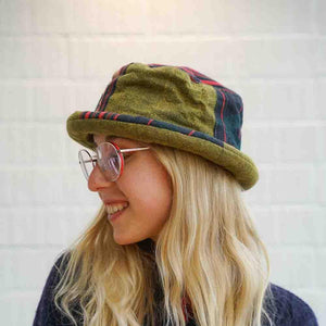 Naga Stonewash Hat - The Outpost NZ