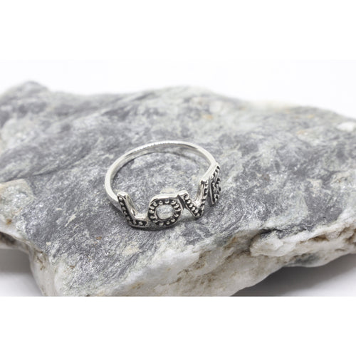 Amore Silver RIng-JEWELLERY / RINGS-Jewelery Center (THA)-52-The Outpost NZ