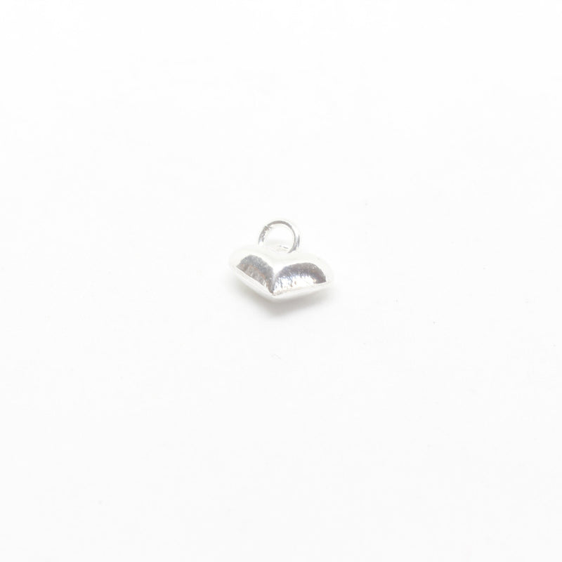 Aria Silver Charm-JEWELLERY / NECKLACE & PENDANT-Mimi Silver (THA)-The Outpost NZ