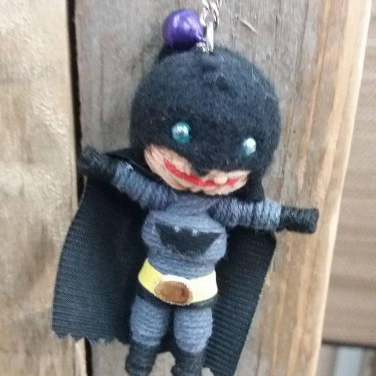Batman Key Ring-STATIONERY-A-ON (THA)-The Outpost NZ