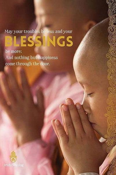 Blessings Be More Card-NZ CARDS-Affirmations (NZ)-The Outpost NZ