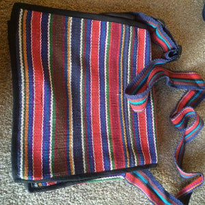 Book Bag Ribbon-ACCESSORIES / BAGS-Tibetan Handicrafts (NEP)-The Outpost NZ