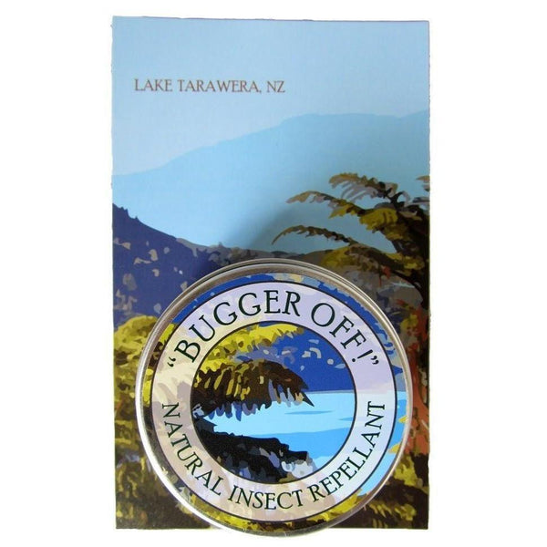 Bugger Off! Insect Repelling Balm-NZ SKINCARE-Wildside Gifts (NZ)-The Outpost NZ