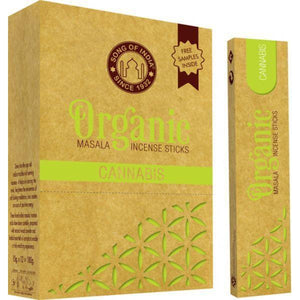 Organic Masala Incense - The Outpost NZ