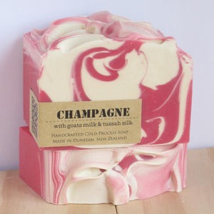 Champagne Artisan Soap-NZ SKINCARE-Inga Ford Soapmaker (NZ)-The Outpost NZ