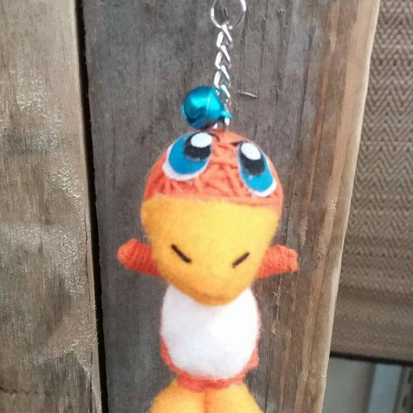 Charmander Key Ring-Stationery-Not specified-The Outpost NZ