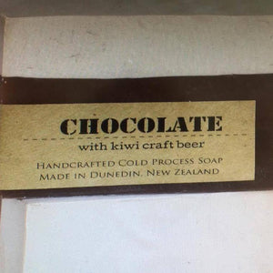 Chocolate Artisan Soap-NZ SKINCARE-Inga Ford Soapmaker (NZ)-The Outpost NZ
