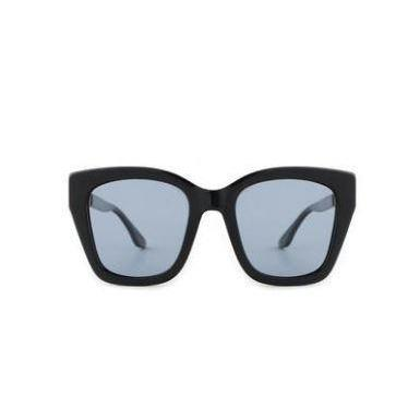 Chunky Flare Cats Eye Sunglasses-ACCESSORIES / SUNGLASSES-Lonsy Eyewear International Co.Ltd (CHI)-The Outpost NZ