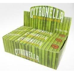Citronella Incense 15gm-NZ INCENSE-Not specified-The Outpost NZ