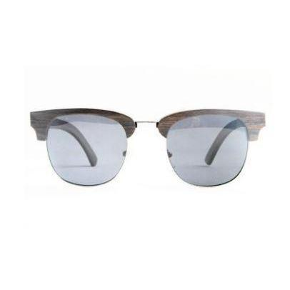 Classic Retro Sunglasses-ACCESSORIES / SUNGLASSES-Lonsy Eyewear International Co.Ltd (CHI)-The Outpost NZ