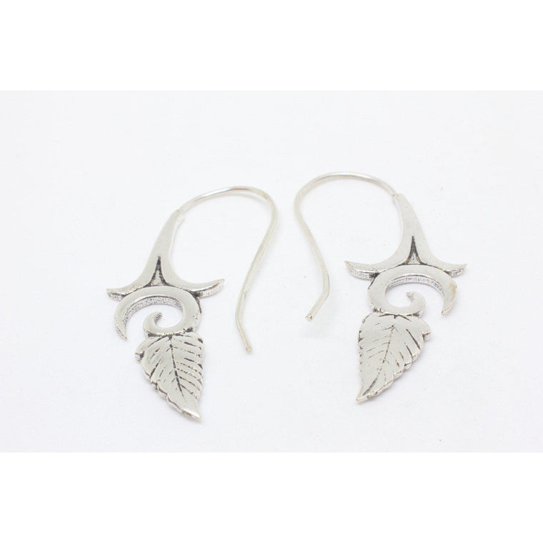 Daria Silver Plated Earrings