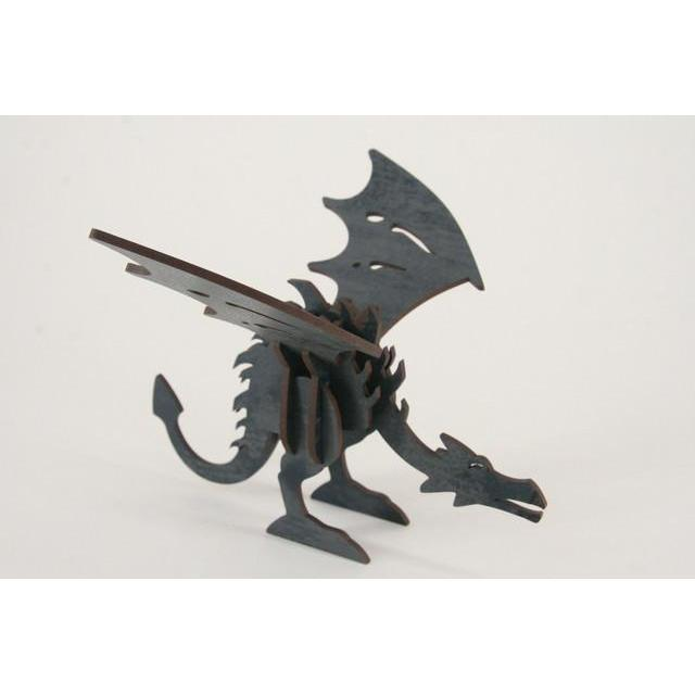 Dragon Kitset Boxed-NZ HOMEWARES-Abstract Designs (NZ)-Small Steel-The Outpost NZ