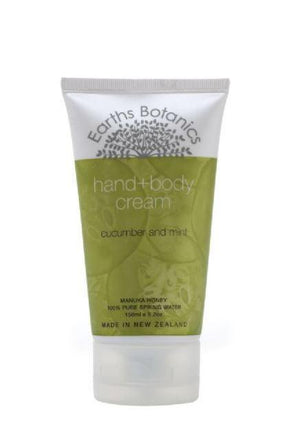 Earth Botanics Hand & Body Cream 150ml-NZ SKINCARE-Fragrance Holdings (NZ)-The Outpost NZ