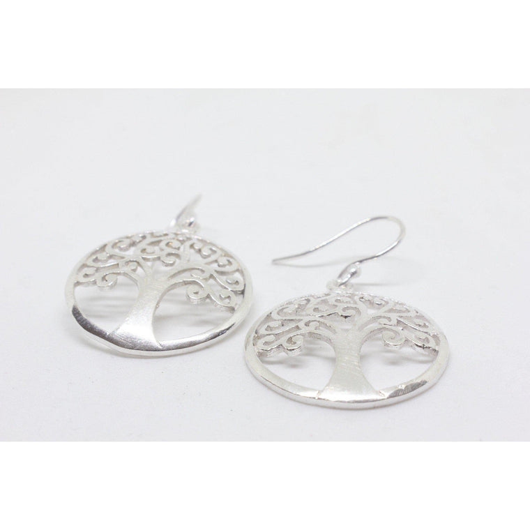 Edlyn Silver Plated Earrings